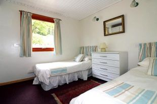 Twin room at Fern Crag